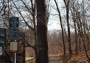 GoPhillyGo Rides the Pennypack Path