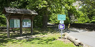 Ridge Ave Trailhead-Wissahickon Valley Park